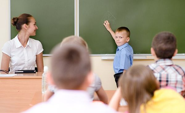 Снова в школу: студенты смогут преподавать