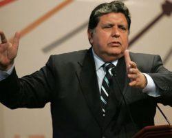 Бывший президент Перу пустил себе пулю в голову