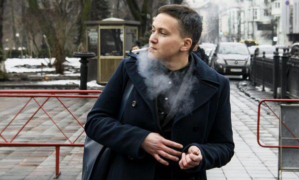 савченко на свободе