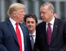 США хотят наказать Турцию за сотрудничество с Россией